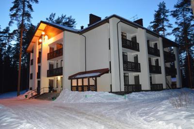 Наша гостиница.