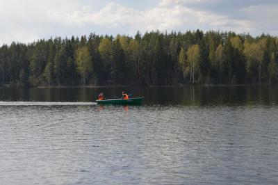 """Фото 14. """"Прокат лодок"""""""