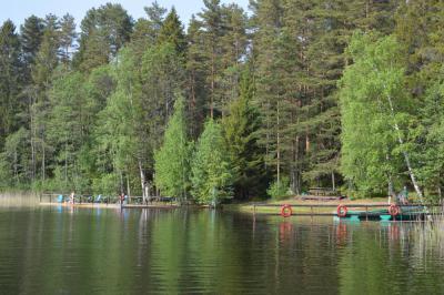 Зона отдыха и купания