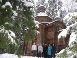 Храм во имя Преподобного Сергия Радонежского