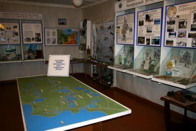Музей Никольского рыборазводного завода